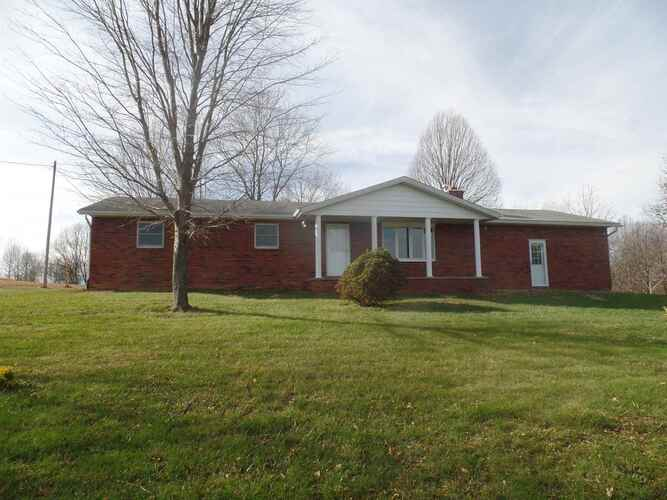7818  S Orchard Lane Owensburg, IN 47453 | MLS 202046572