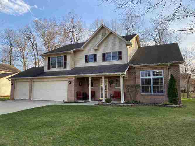 8707  Whispering Woods Drive Fort Wayne, IN 46804 | MLS 202046732