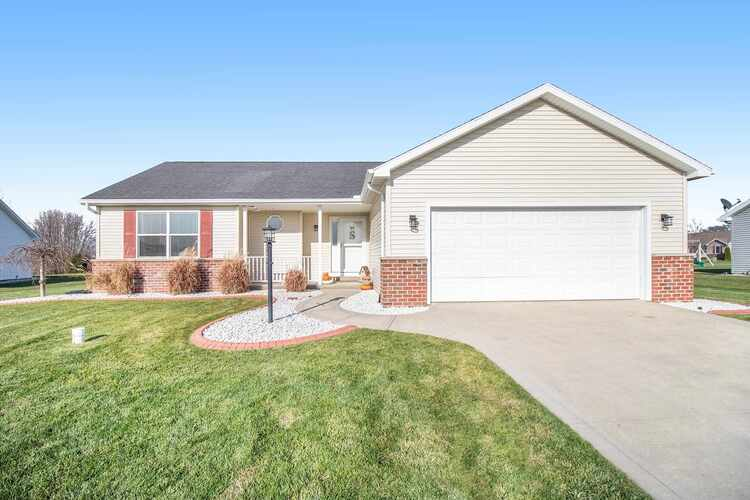 12835  Winding River Drive Middlebury, IN 46540   MLS 202046906