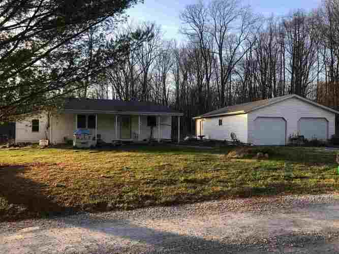 3251  Mangus Road Poland, IN 47868-7121 | MLS 202047004