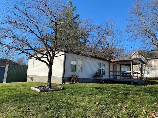 802 N Washington Street Huntingburg, IN 47542 | MLS 202047681
