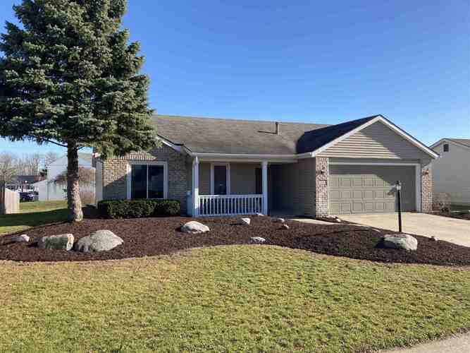 12922  Country Shoal Lane Grabill, IN 46741 | MLS 202048872