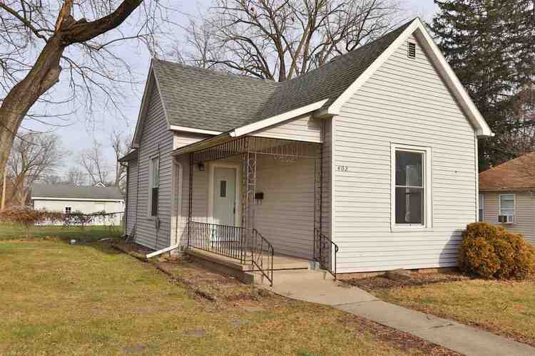 402  Cleveland Street Monticello, IN 47960   MLS 202049119