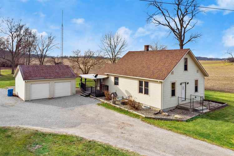 7518 E State Rd 14 Road Columbia City, IN 46725   MLS 202049438