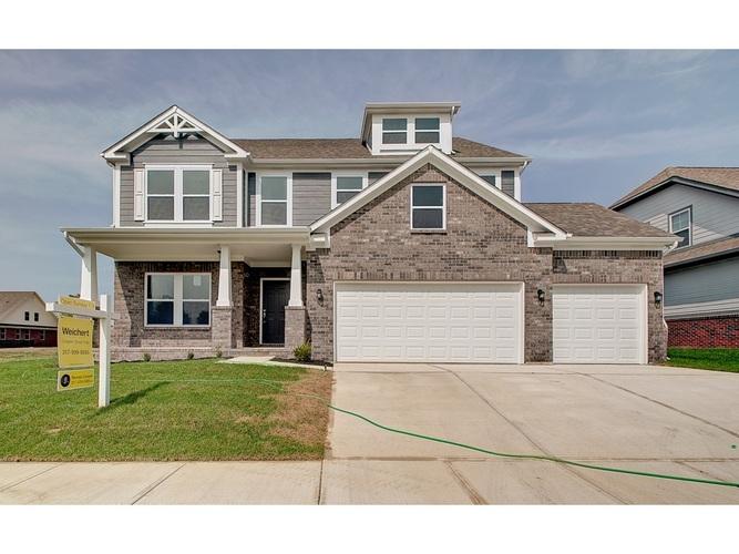 824 N Abigail Lane Ellettsville, IN 47429 | MLS 202049473
