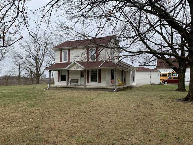 6380 E State Road 38  New Castle, IN 47362   MLS 202100878
