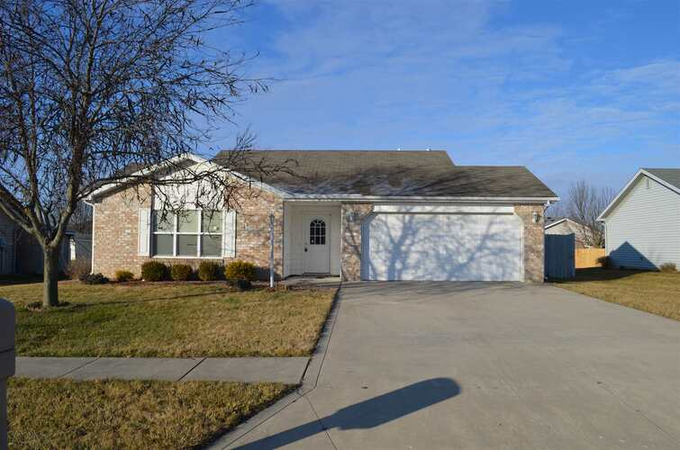 872 S Sommerset Trail Columbia City, IN 46725   MLS 202101716