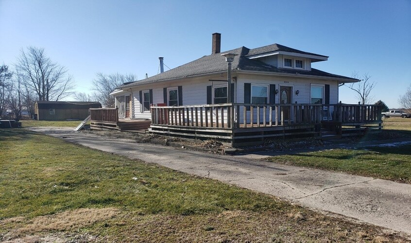 8853 E County Road 0 NS  Frankfort, IN 46041 | MLS 202102196