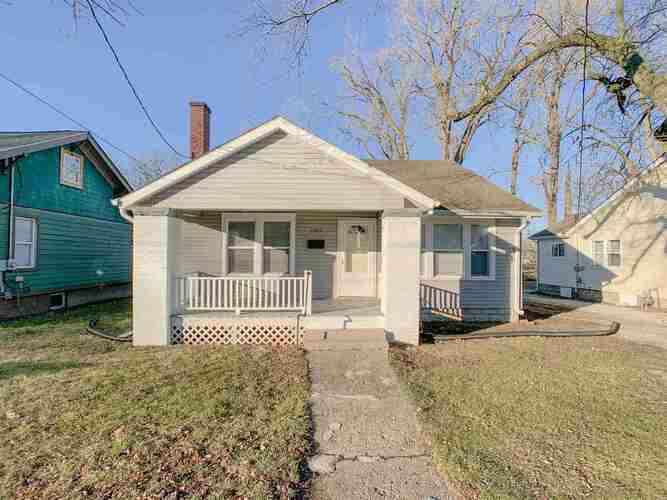 1122 E JEFFERSON Street Kokomo, IN 46901 | MLS 202102212