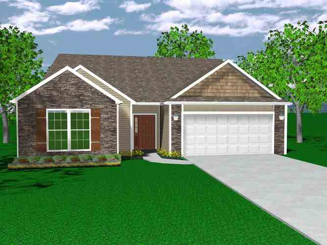 115  Haxsted Crossover Street Fort Wayne, IN 46845 | MLS 202102325