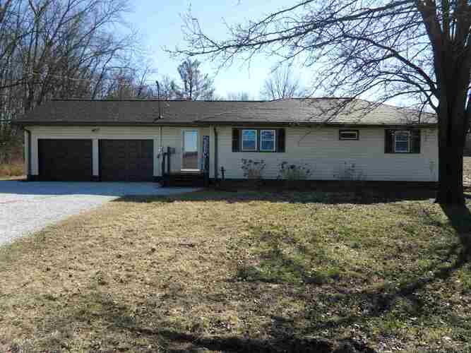277 E State Route 62 Road Boonville, IN 47601-9605 | MLS 202102496