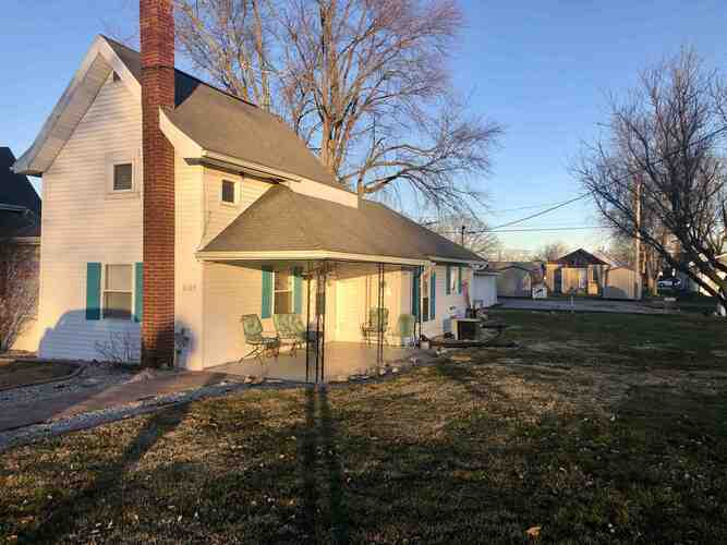 1105  Central Avenue Frankfort, IN 46041 | MLS 202102530