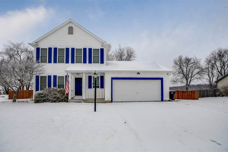 23101  Amber Valley Drive South Bend, IN 46628-4097 | MLS 202102887