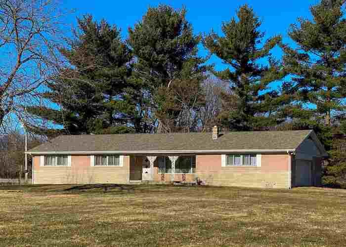 5592 N West Shafer Drive Monticello, IN 47960 | MLS 202104776