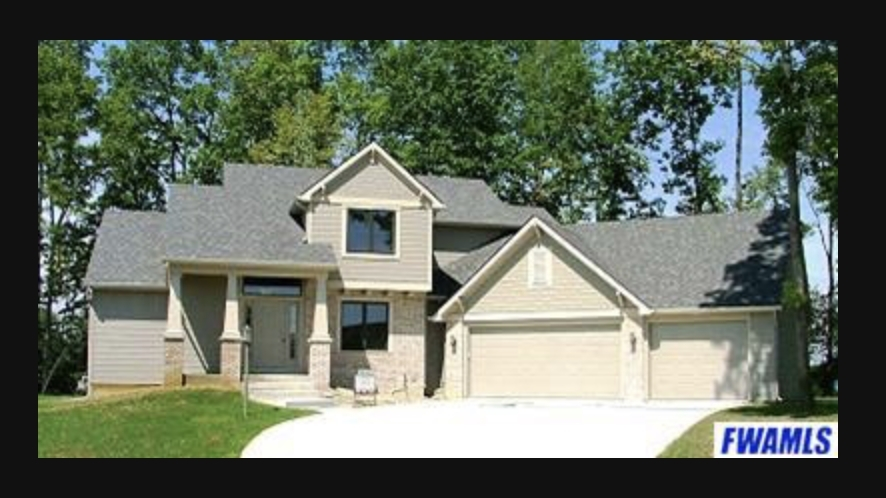 4109  Cordell Cove Fort Wayne, IN 46845-8863 | MLS 202105458