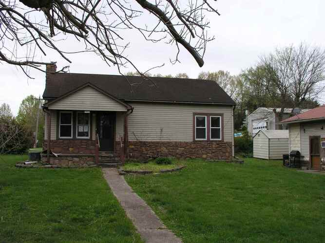 12155 S State Road 62 Road St. Croix, IN 47576 | MLS 202105647