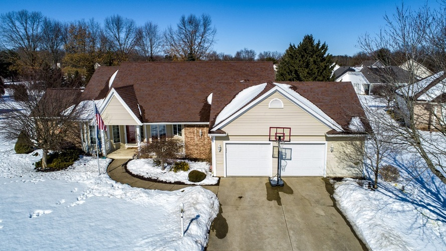 23061  Cottage Grove Court Elkhart, IN 46516 | MLS 202105698