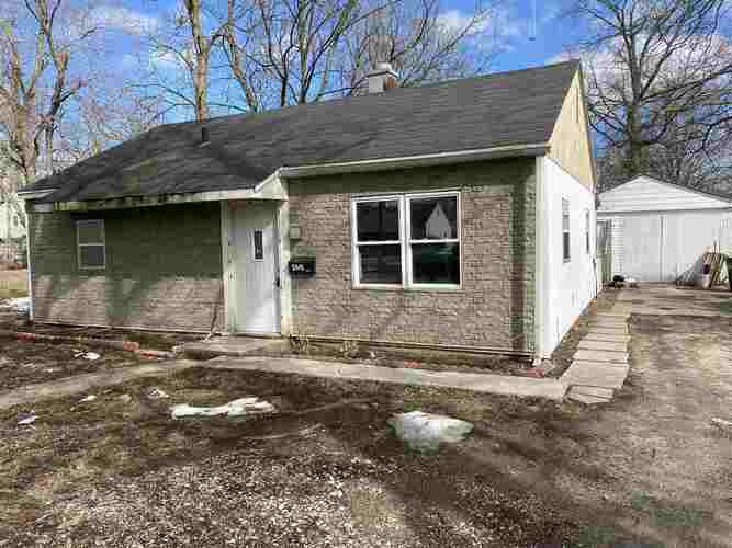 5015  Smith Street Fort Wayne, IN 46806 | MLS 202106088