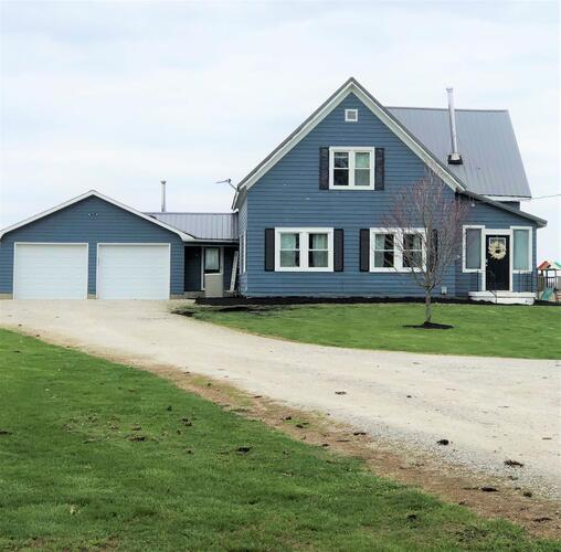 5735 N County Road 880 E  Forest, IN 46039 | MLS 202107088