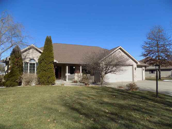 624  Amberwood Drive Goshen, IN 46526-5530 | MLS 202107143