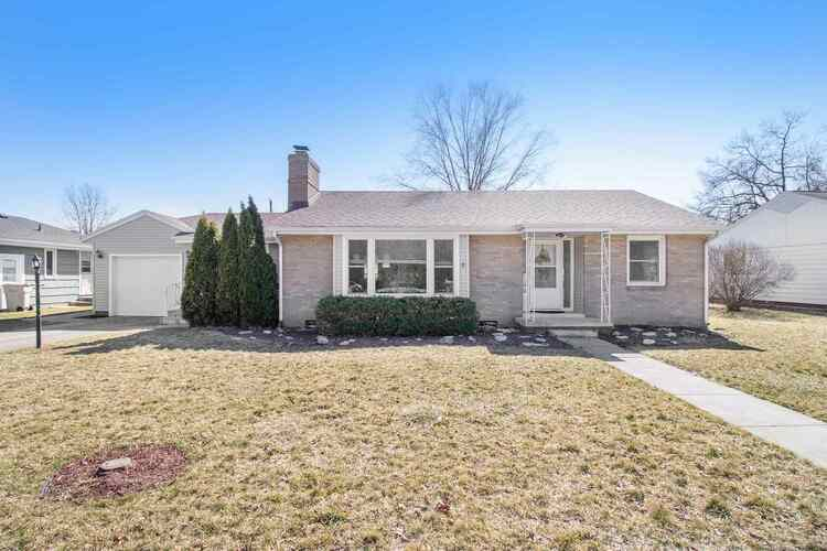 1532  Southwood Avenue South Bend, IN 46615-1339 | MLS 202107728