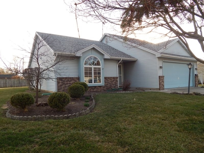 8530  Maple Bluff Court New Haven, IN 46774   MLS 202108031