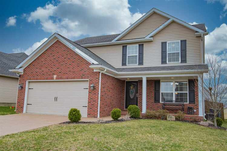 13535  Wildflower Drive Evansville, IN 47725 | MLS 202108513