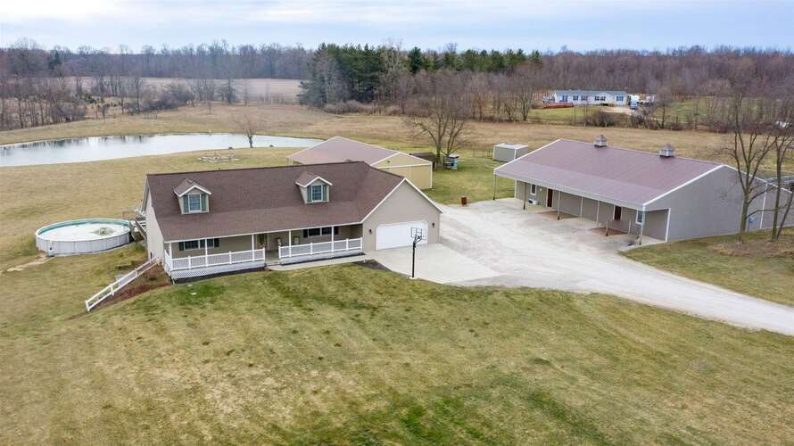 6603  County Rd. 45  Spencerville, IN 46788 | MLS 202108677