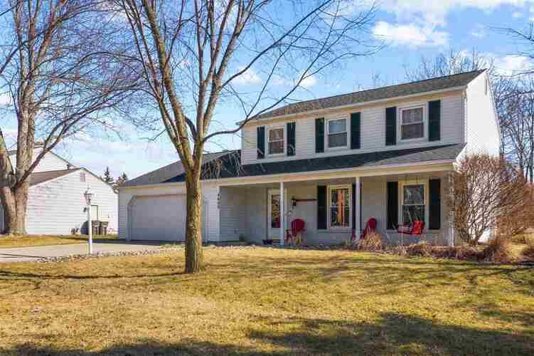 4609  Morning Wind Place Fort Wayne, IN 46804 | MLS 202108699