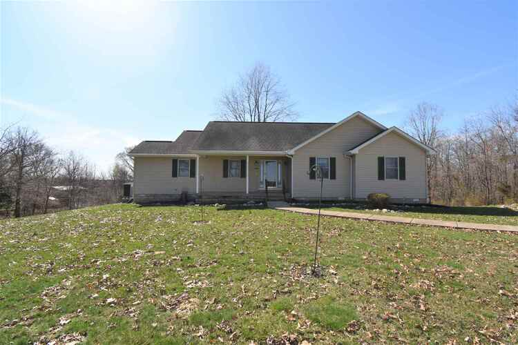 10884 S Private Road 850 E  Carlisle, IN 47838 | MLS 202108860