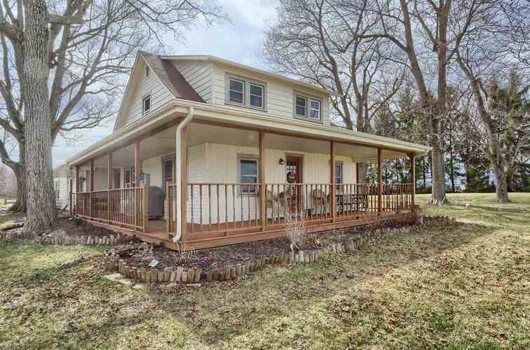 5909 E 1300 N  North Manchester, IN 46962 | MLS 202109453