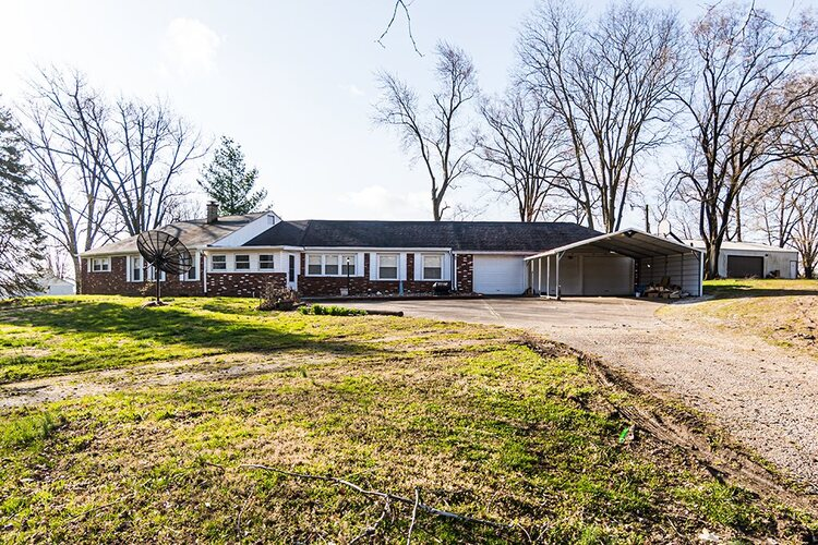 6457 E Old Hwy 50  Vincennes, IN 47591 | MLS 202109555