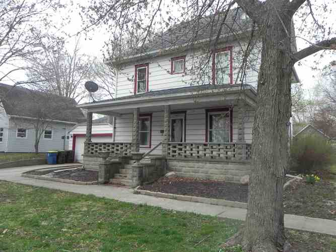 508 N Sycamore Street North Manchester, IN 46962 | MLS 202111369
