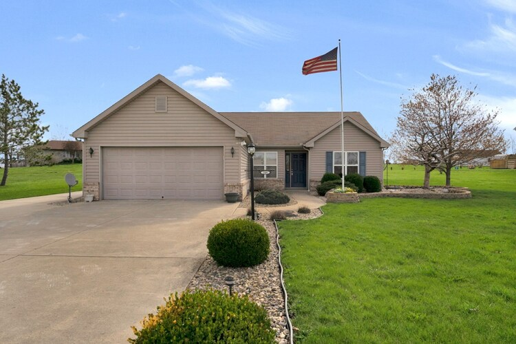 204 N 950 EAST  Greentown, IN 46936 | MLS 202111830