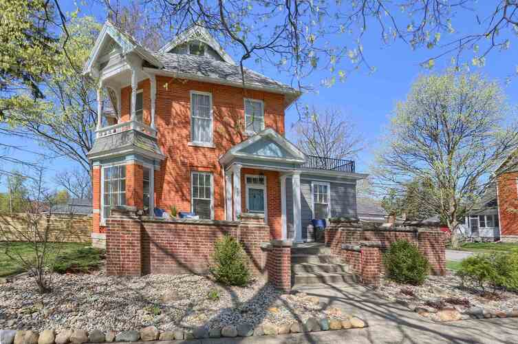 408 N Mill Street North Manchester, IN 46962 | MLS 202112276
