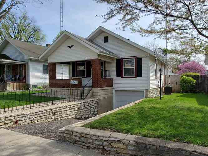 329 S 5th Street Richmond, IN 47374 | MLS 202112525