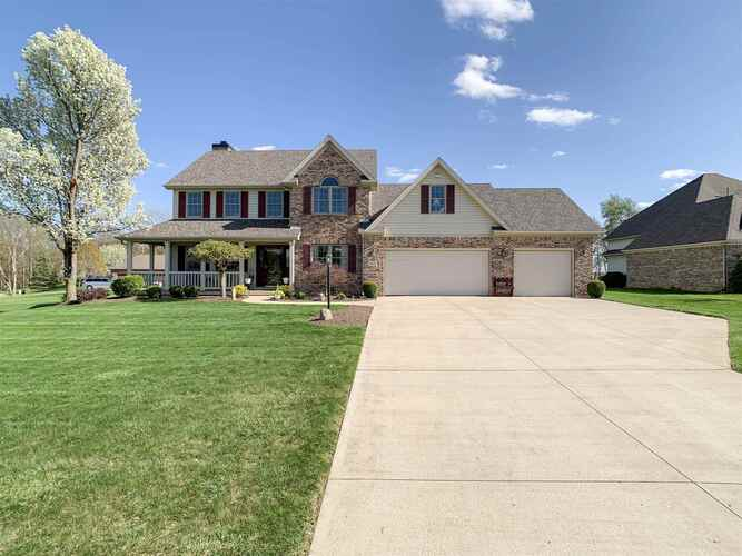 805  White Tail Court Greentown, IN 46936 | MLS 202112591