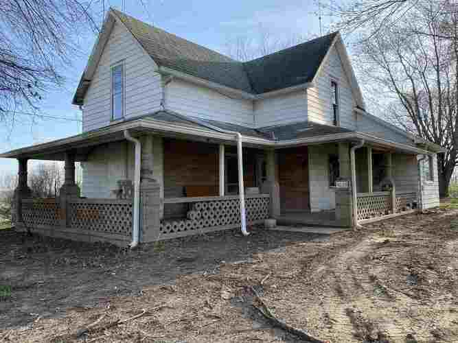 9038 N County Road 600 West  Middletown, IN 47356 | MLS 202112626