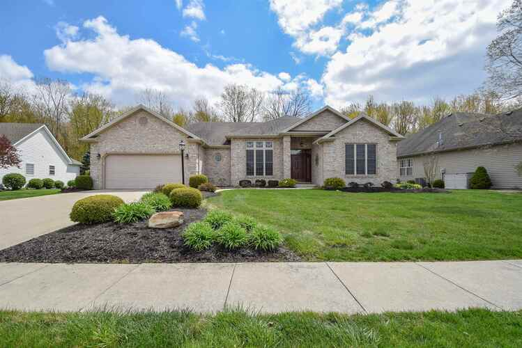 6114 N Cedar Springs Road Muncie, IN 47304 | MLS 202113773