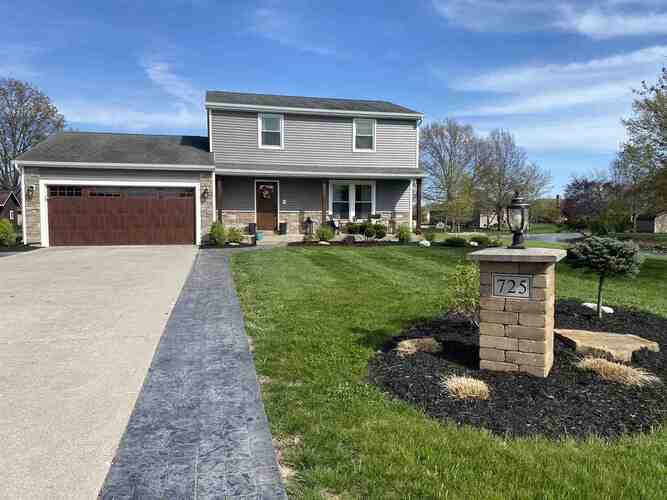 725  Forest Park Drive Berne, IN 46711 | MLS 202114126