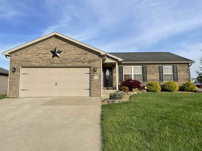 13331  WILDFLOWER Drive Evansville, IN 47725 | MLS 202114445
