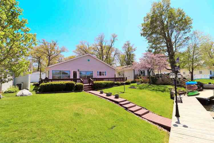 5185 E Shady Point Drive Monticello, IN 47960 | MLS 202115242