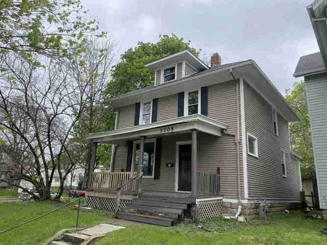 3105  Webster Street Fort Wayne, IN 46807 | MLS 202115570