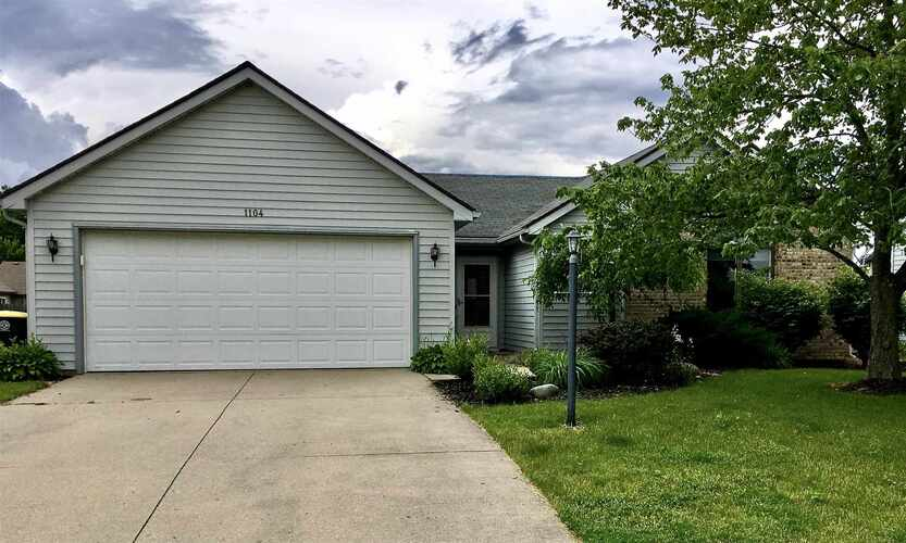 1104  Brittany Place Fort Wayne, IN 46825-6445 | MLS 202122143