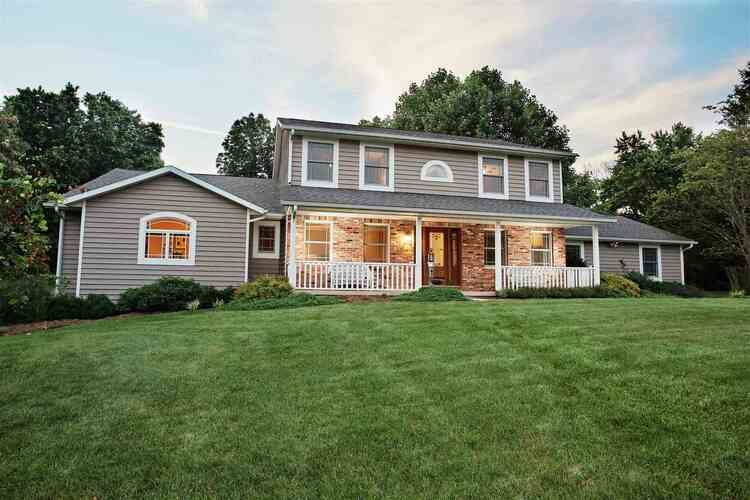 2341 E Plateau Place Bloomington, IN 47401 | MLS 202123870