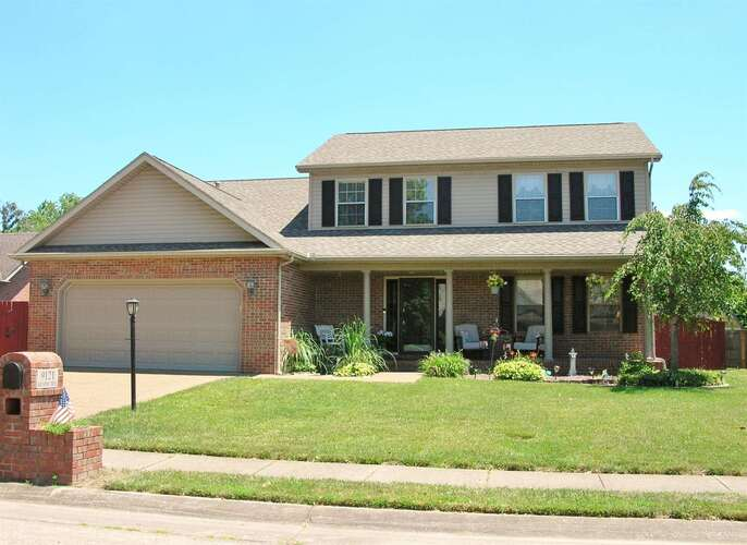 9121  SOUTHPORT Drive Evansville, IN 47711 | MLS 202124497