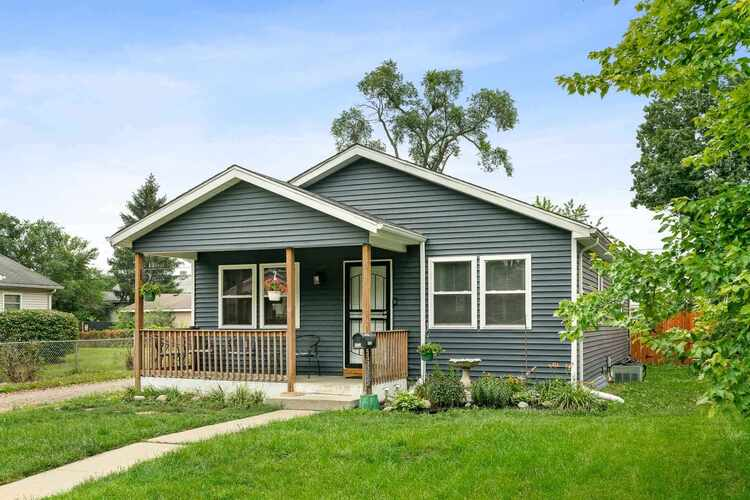 1125  Bissell Street South Bend, IN 46617-2104   MLS 202127745