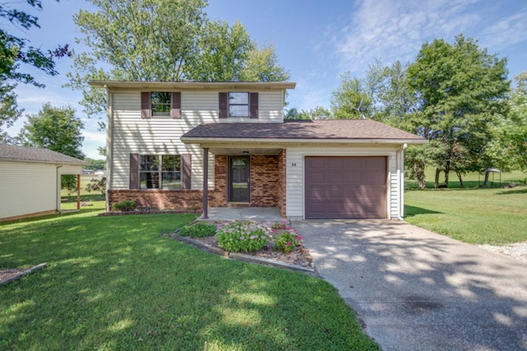 28  Sunset Drive Dale, IN 47523   MLS 202128552