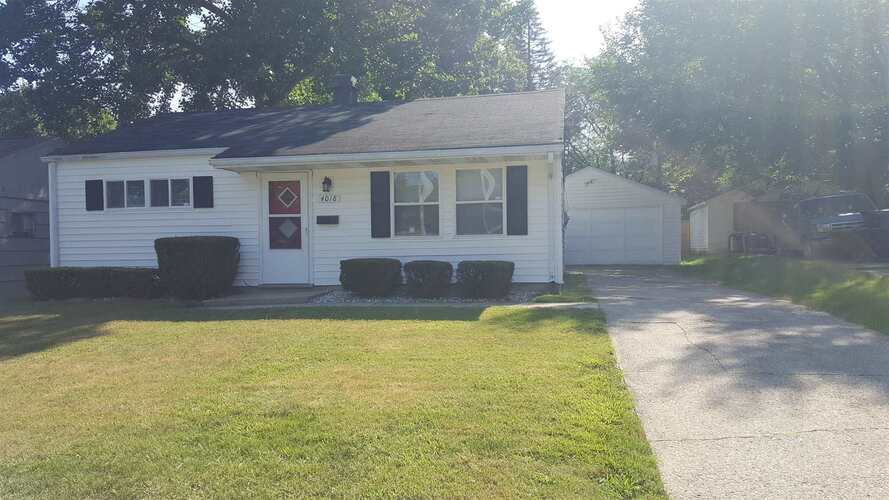 4018  Woodvale Drive South Bend, IN 46614   MLS 202131708