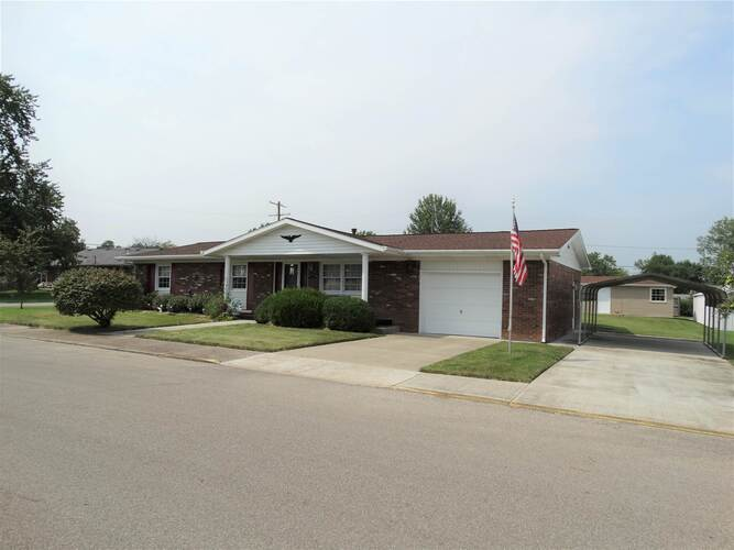 802 E Columbia Street Boonville, IN 47601   MLS 202134218